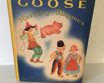 1944 Mother Goose Nursery Rhymes