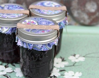 Blueberry Pepper Jelly - 8oz