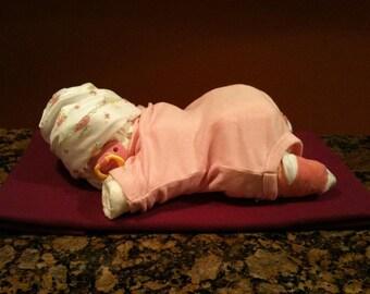 Girl Diaper Baby