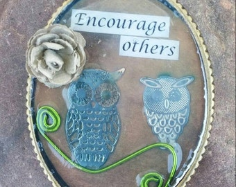 Encourage others charm
