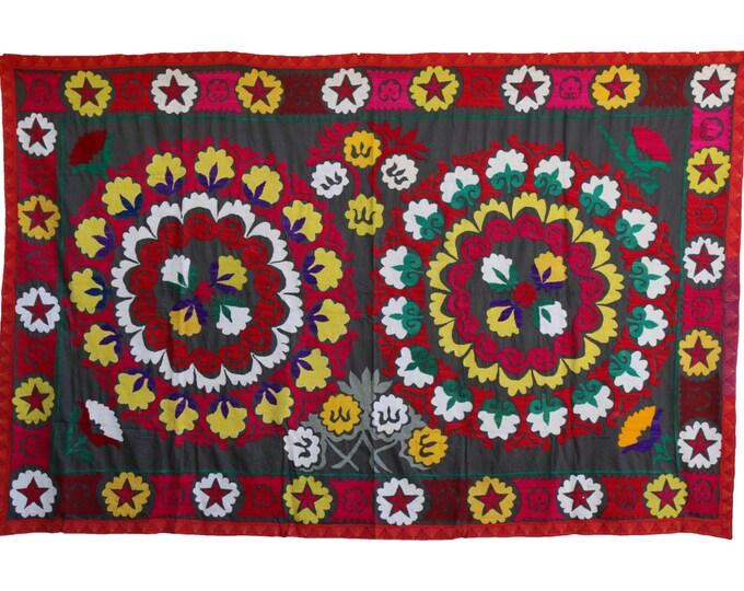 Handmade Vintage Suzani NL3018