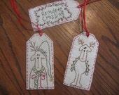 Reindeer Crossing, Primitive Droll Reindeer, Christmas