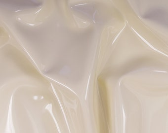 Latex sheet White 0,25mm thickness - 50cm x 100cm (more available)