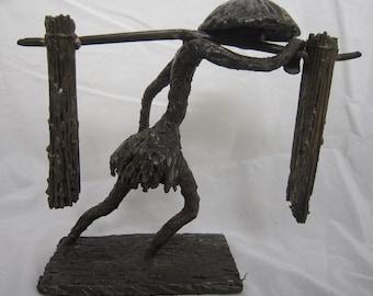 Midcentury Chinoiserie Sculpture