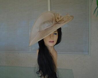 Champagne Hat