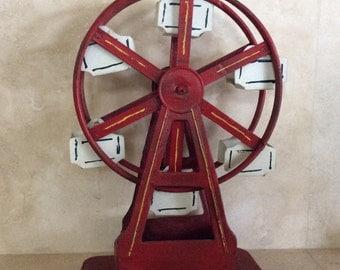 Rare Antique Ferris Wheel Toy