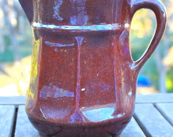 Old Brown pitcher