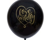 Love Wildly (black, two-pack)