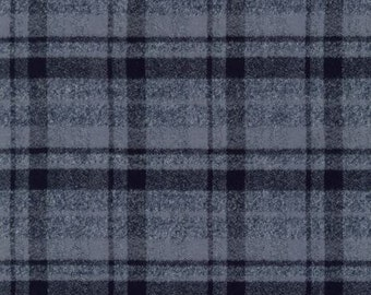 Kaufman - Mammoth Flannel - Grey