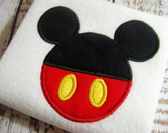 SALE 30% off Applique Mickey mouse ears machine embroidery design, Mickey mouse, Mouse ears, machine design, appliqué design, Mickey Mouse