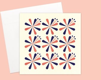 Blossom Greeting card or greeting card set