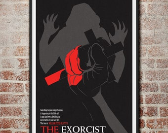 William Peter Blatty's The Exorcist Movie Poster