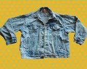 80s Levi Strauss & Co. Jean Jacket