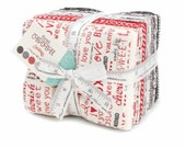 First Crush - Fat Quarter Bundle of 29 Prints (FACTORY CUT) - Sweetwater for Moda Fabrics - 5600 AB