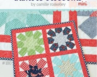 Saltwater - Mini Quilt Pattern - Thimble Blossoms - #155