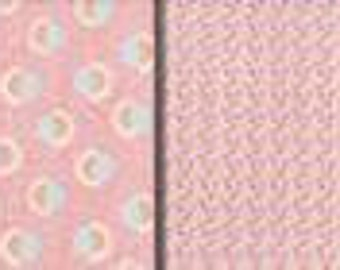 Lollies by Jen Kingwell Designs for Moda - Luna Lava - Multi - 18120  12 - 1/2 Yard Cotton Quilt Fabric 516