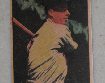 new just in 1951 berk ross joe dimaggio card