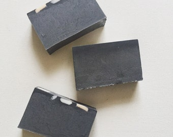 Activated Charcoal Detoxify Bar Soap