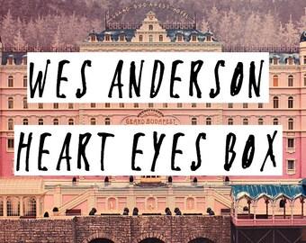 Wes Anderson Surprise Grab Bag
