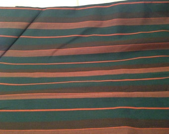 Colorful Cotton Polyester Striped Fabric F34