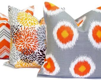 FALL Pillows,Fall Pillow Cover, Fall Decorative Pillow, Fall Throw Pillow, Fall Pillows, Accent Pillow, All Sizes, Fall Euro, Fall Cushion