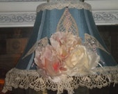 Lovely OOAK Bed Light, Shabby Chic, French Country, Baby's Crib