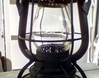 1920's New York Central Railroad DIETZ Lantern