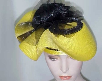 Vintage Hat  Gorgeous Spring Delight!