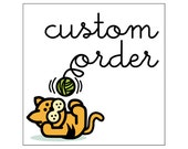 Custom Order for Cybersuzy
