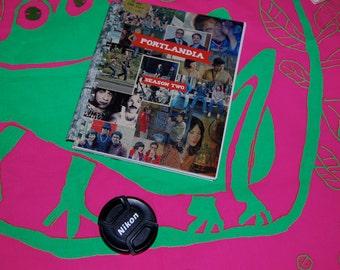 Portlandia Handmade Notebook 1