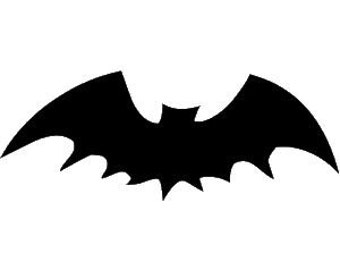 Halloween Bat SVG cutting file for Silhouette and Cricut