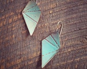 Geo Kite Earring