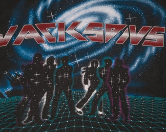 JACKSONS Michael Jackson 5 T-Shirt Size M
