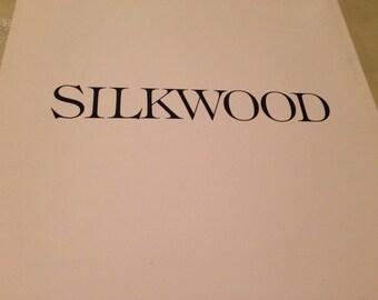 Movie program for Silkwood, 1983