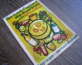 60% OFF Vintage California Wines Cookbook - How to Make Punches and Other Mixed Drinks with California Wines