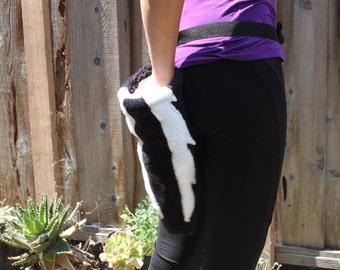 Skunk Tail - Rock Climbing Chalk Bag