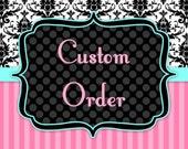 Custom Listing For Tricia Gillespie