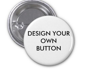 Design Your Own Pin Back Button - 10 Pins