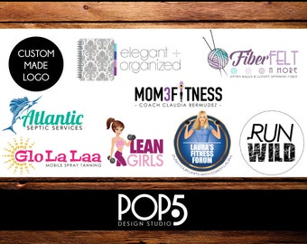 Complete Logo Design - Customized for Your Business - Branding - Business Logo - Banner - Packaging