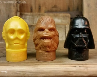 ESB candy heads by Topps 1980