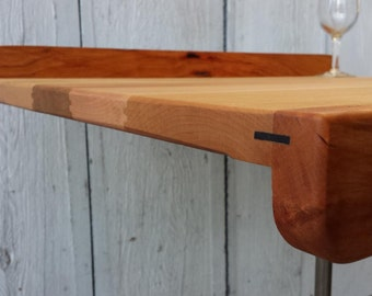 Pastry Board or  Bread Board - Reversible - Maple and Cherry -Extra Large