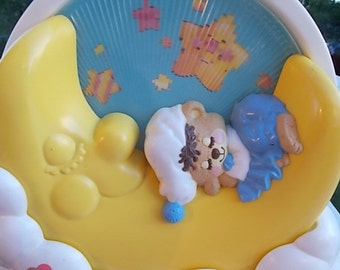 Teddy Beddy Music Box Crib Toy wish Upon a Star /Not Included in Coupon Sale /:)Siof