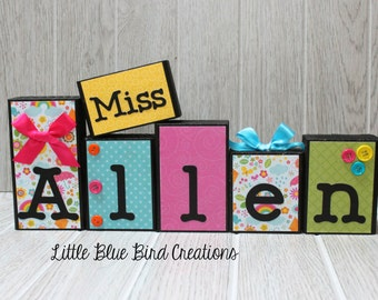Personalized teacher gift | Etsy
