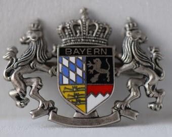 Bayern Brooch
