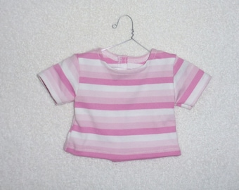 """18"""" Doll Cotton Knit Top"""