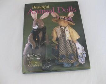 Beautiful Animal Dolls Handcrafts to Treasure