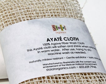 Ayate Cloth - wash cloth