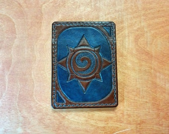 Hearthstone Leather Card Wallet