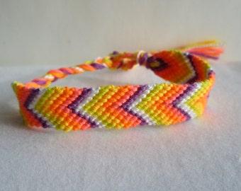 SALE!!!!!Friendship Bracelet - Chevron