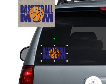 Sports Decal Etsy - Window decals for cars sports